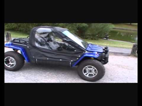 Electric Atv Buggy Road Legal Youtube
