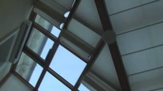 Система Зимний сад, профильные карнизы Mottura(Музыка Jozsef Lendvay - Libertango., 2014-02-28T17:23:01.000Z)