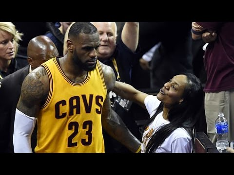 LeBron James CHEATED... and His Mom HELPED