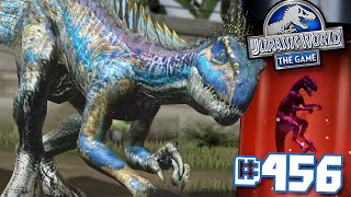 Indoraptor Gen 2 Is in the Game!!! || Jurassic World - The Game - Ep 456 HD
