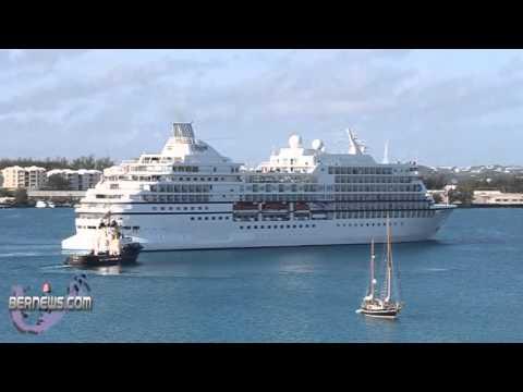 #1 Regent's Seven Seas Navigator Good Friday Bermuda April 22 2011