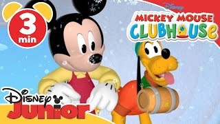Magical Moments | Mickey Mouse Clubhouse: Pluto The Rescue Dog | Disney Junior UK