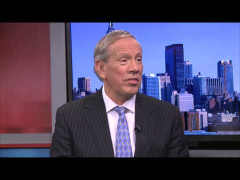 Malzberg | Gov. George Pataki (R-NY) - former three-term governor of New York