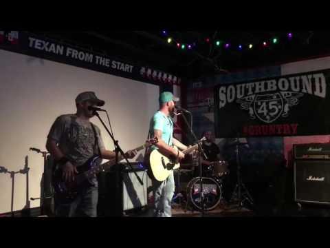 Nicholas Scott Band Driver Seat Hugh and Jeffs June 24, 2017