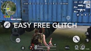 6 glitches :Rules of survival 2018 working!