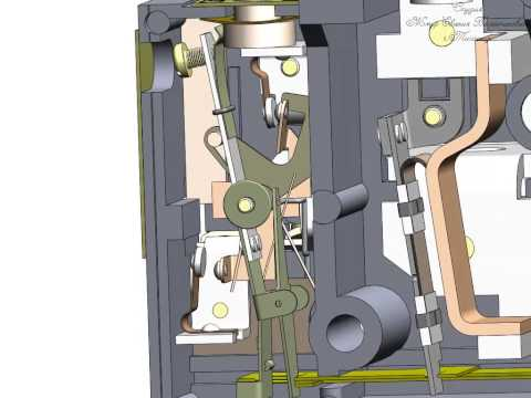 Принцип работы и схема подключения теплового реле