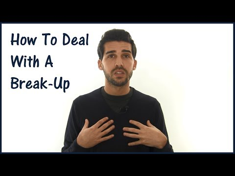 How To Deal With A Break Up - Get Instant Relief!