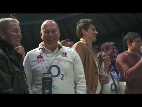 O2 Inside Line Live: England v France, post match