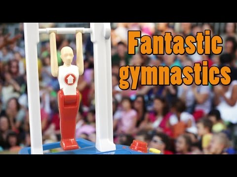 Fantastic Gymnastics Game from Hasbro