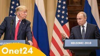 Trump wycofuje się ze słów o Rosji | Onet24