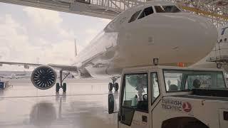 Bandırma Uçağı - Türk Hava Yolları