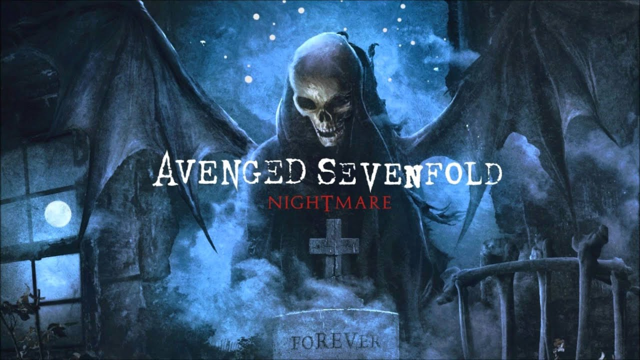 Image result for nightmare avenged sevenfold