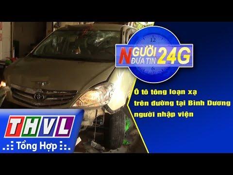 THVL | Người đưa tin 24G (6g30 ngày 10/09/2018)