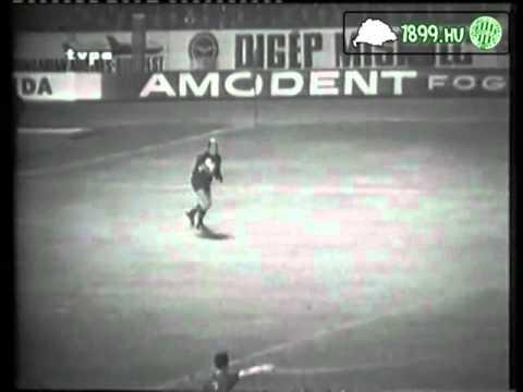 UEFA Cup Final inter cities fairs cup final 1968 Ferencvaros Hungary-LeedsUnited 0-0 Part 1