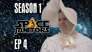 The Dark Lord: 53% Machine, Total Badass - Space Janitors: Episode Four [Official HD Version]