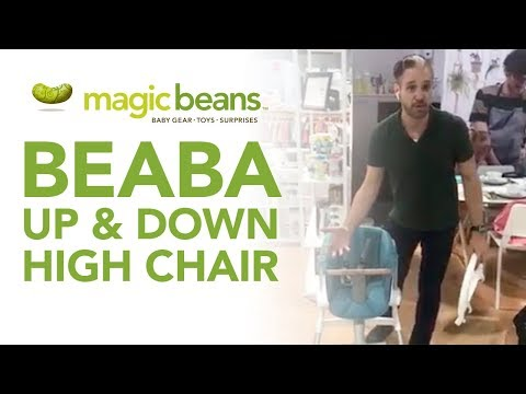 Beaba Up & Down High Chair 2018 | Reviews, Ratings, Prices