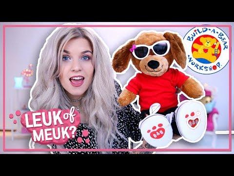 Build a Bear | LEUK OF MEUK?