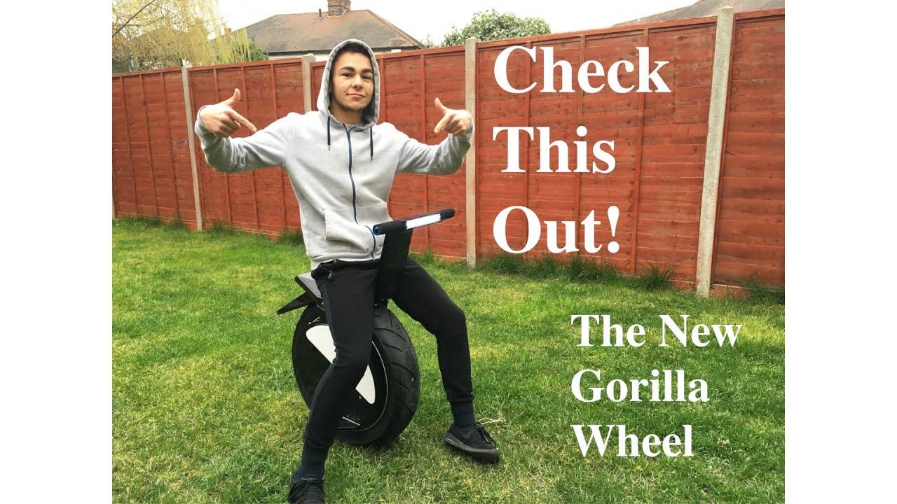 Self Balancing Gorilla Wheel Doovi