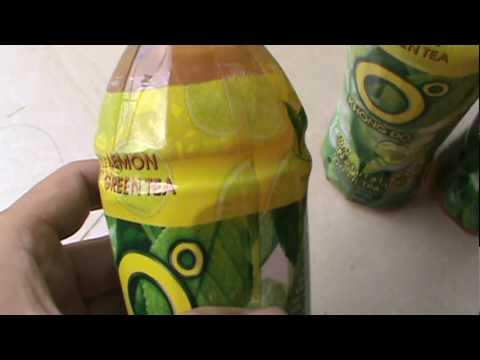 Tẩy chay trà xanh 0 độ (Lemon Green Tea) bị bợn dấm - Xem thêm Ghi chú