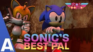 Sonic's Best Pal Fan-Animated Music Video
