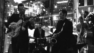 Jazz In The City On A Rainy Night