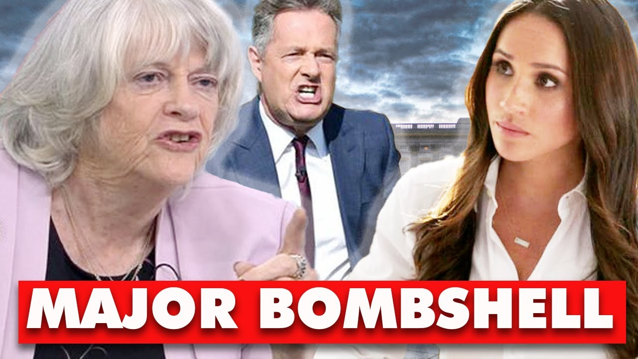 Download Ann Widdecombe PUSHES MEGHAN INTO DEAD-END Over FATAL VERDICT And Gives Piers The Unique Privilege