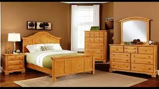Wood Bed Furniture Design