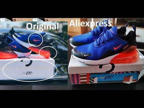 Nike air Aliexpress, Ouverture d'un litige, réclamation et médiation avec le vendeur