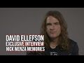 Megadeth's David Ellefson Shares His Favorite Nick Menza Memories