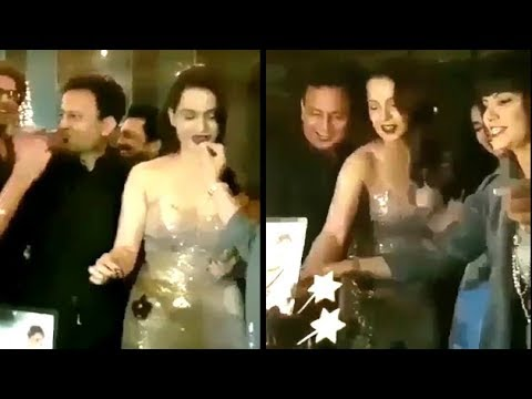 Manikarnika Wrap Up Party | Kangana Ranaut, Neeta Lulla