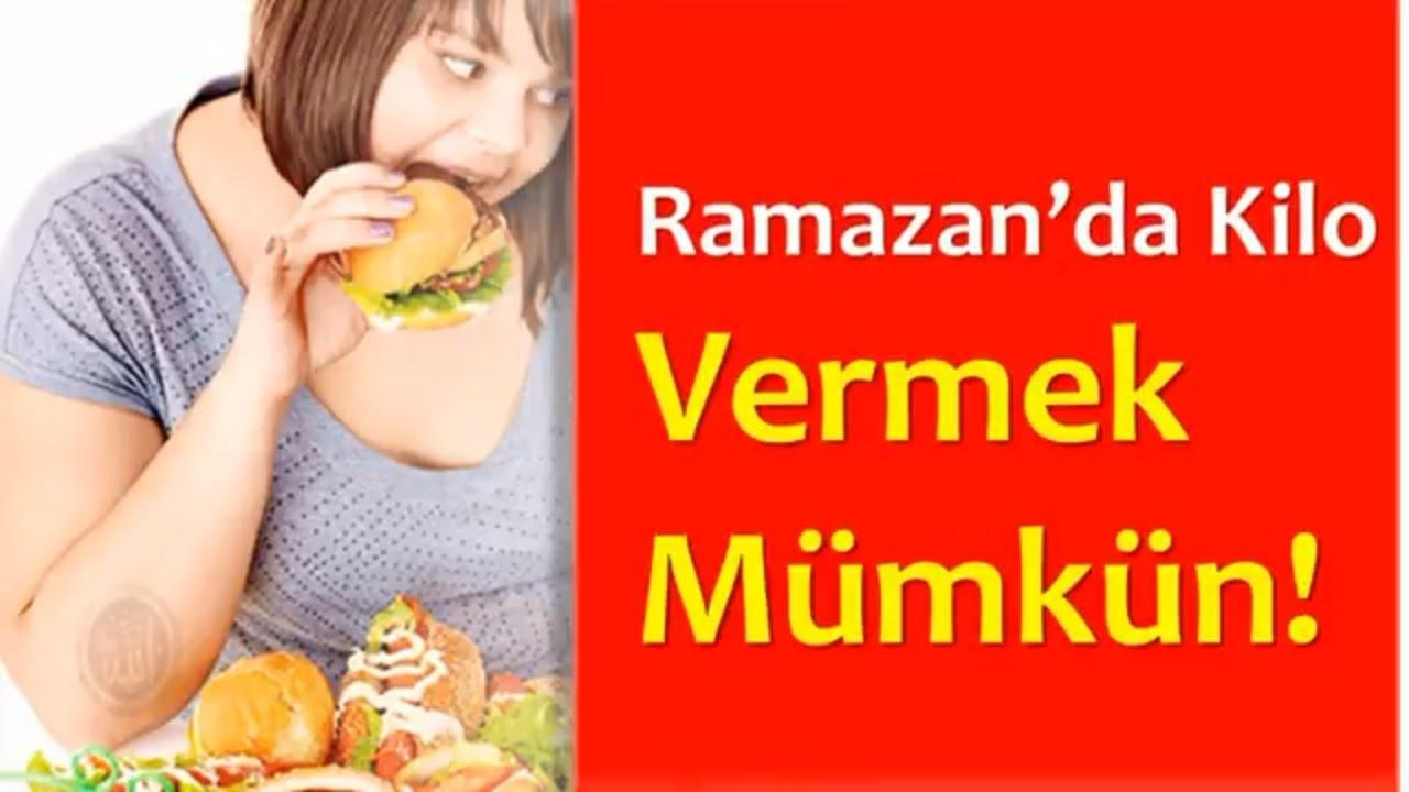 Ramazan diyeti 10 kilo ile Etiketlenen Konular