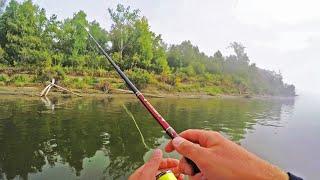 Рыбалка на СПИННИНГ, ДОСТУПНЫЙ КАЖДОМУ! Осенний жор Щуки и Судака! Новые места