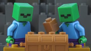 LEGO Minecraft And Gaming STOP MOTION | LEGO Superheroes | Billy Bricks Compilations