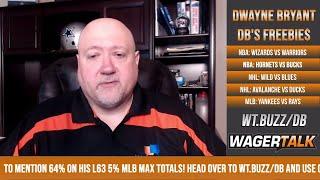 Money-Making Sports Betting Trends | NBA, NHL and MLB Betting Angles | DB's Freebies | April 9