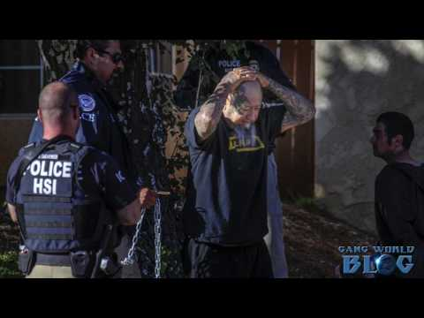 Vagos Leaders Arrested in Major Operation in California, Nevada and Hawiai