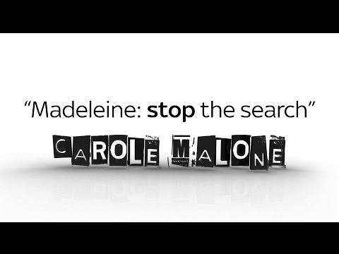 Carole Malone: Madeleine: stop the search