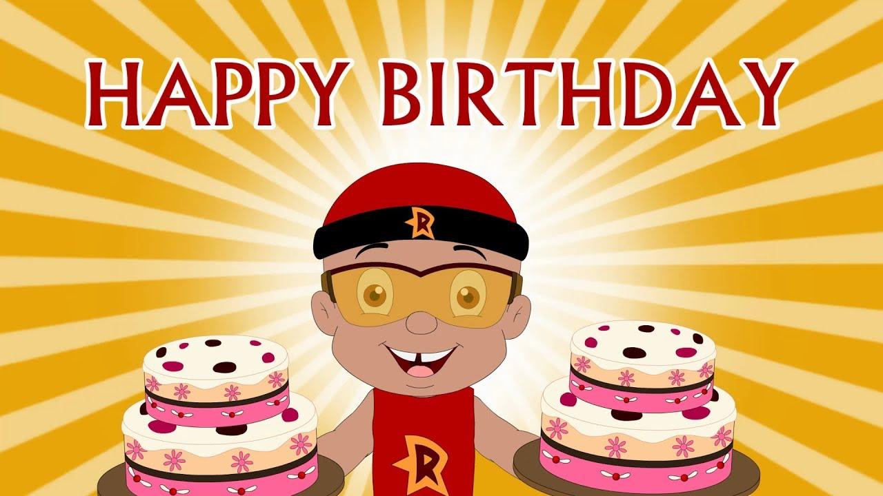 Mighty Raju - Happy Birthday MIGHTY!!