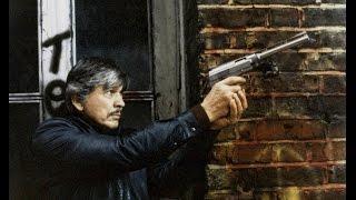Big movie guns, Bronson versus Eastwood!