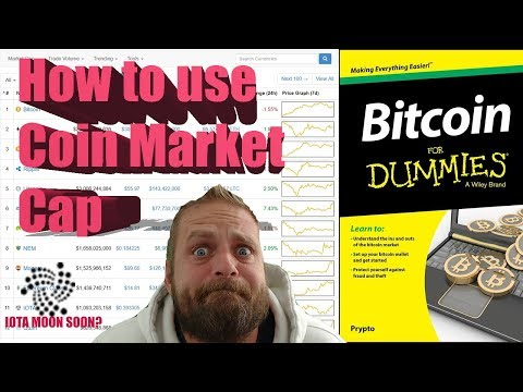👀 How to Use Coin Market Cap - Bitcoin for Noobs