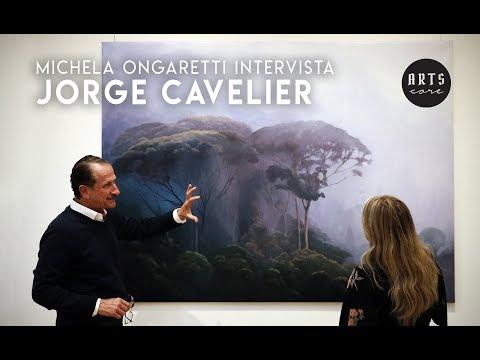 Michela Ongaretti intervista Jorge Cavelier, in mostra al MA-EC di Milano | ArtsCore.it