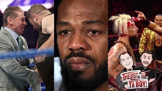 The List And Ya Boy #37!: Kevin Owens Goes Over Big, GFW Craziness, Ronda Rousey, Guests DDP & Russo thumbnail