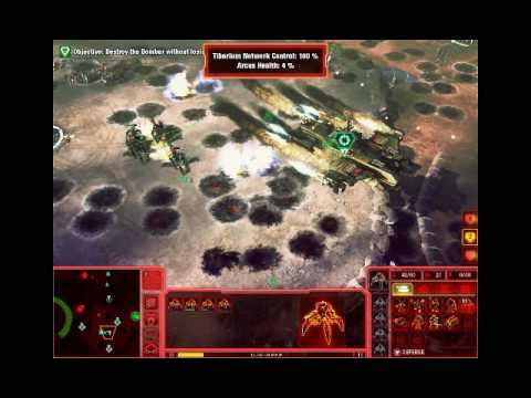 command and conquer 4 gdi ending relationship