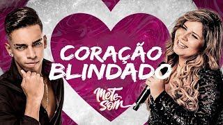 Baixar Coração Blindado - Devinho Novaes feat. Marília Mendonça (Música Nova - Lyric oficial) | Mete Som