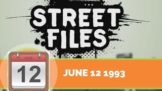 CNTV STREET FILES: JUNE 12 1993