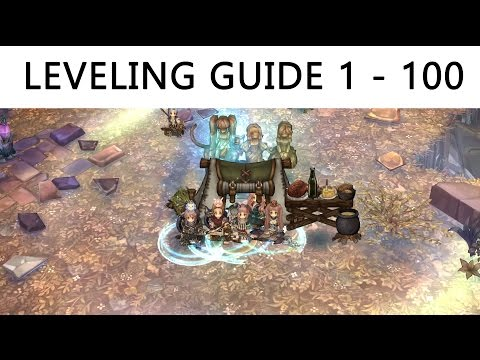 Tree of Savior - Leveling Guide 1-100, Grinding Spots, Insights & Important Links ~ !