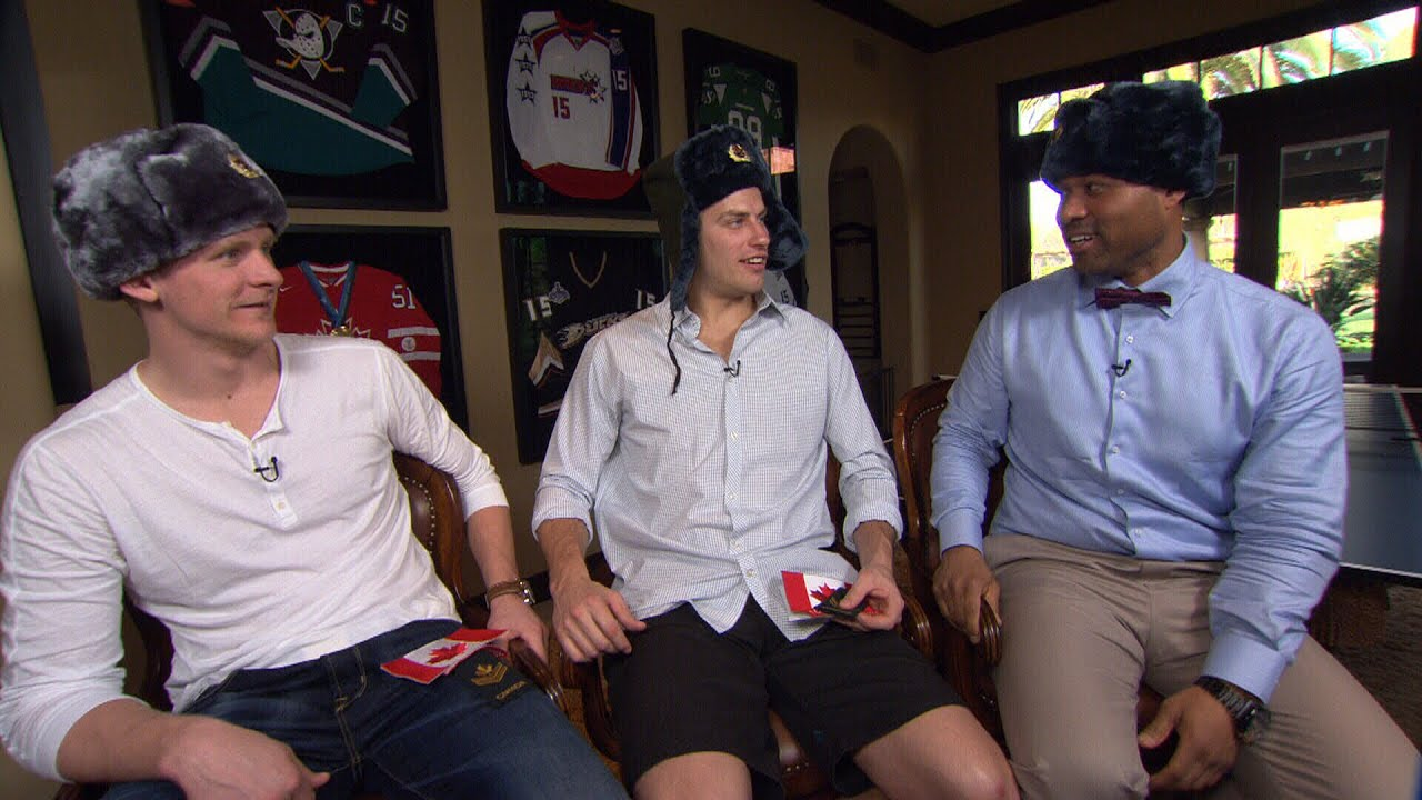 Cabbie Presents: Getzlaf & Perry
