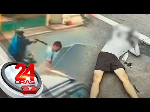 Driver in riding-in-tandem slays arrested in Batangas | 24 O