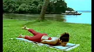 Shilpa Shetty Stomach Asanas Shilpa s Yoga   YouTube