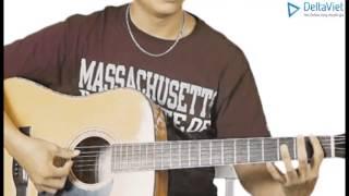 Sách tự học Guitar Đệm Hát (Lê Vũ Acoustic) - Bài 01 - Khởi động tay
