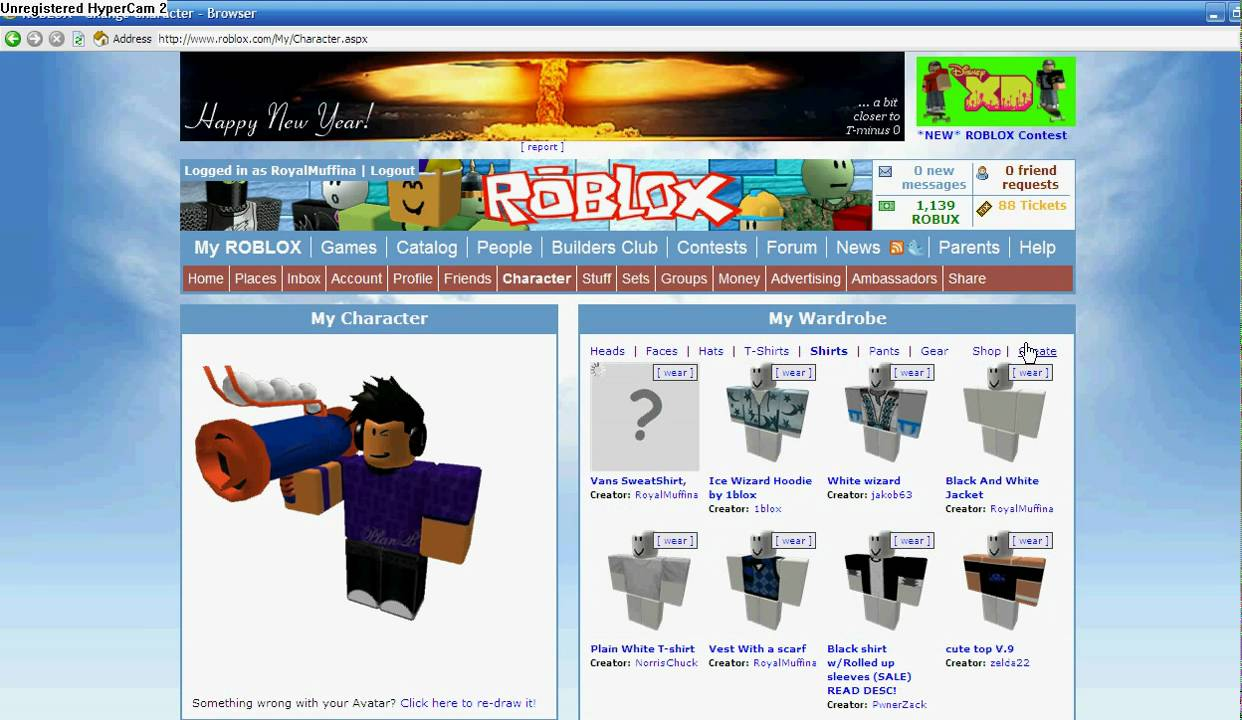 how to create a shirt in roblox